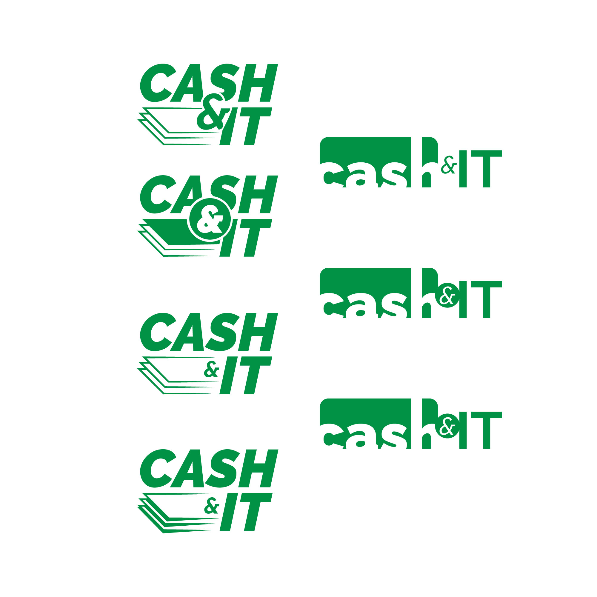 Логотип для Cash & IT - сервис доставки денег фото f_3105fdeb7faa72b3.jpg