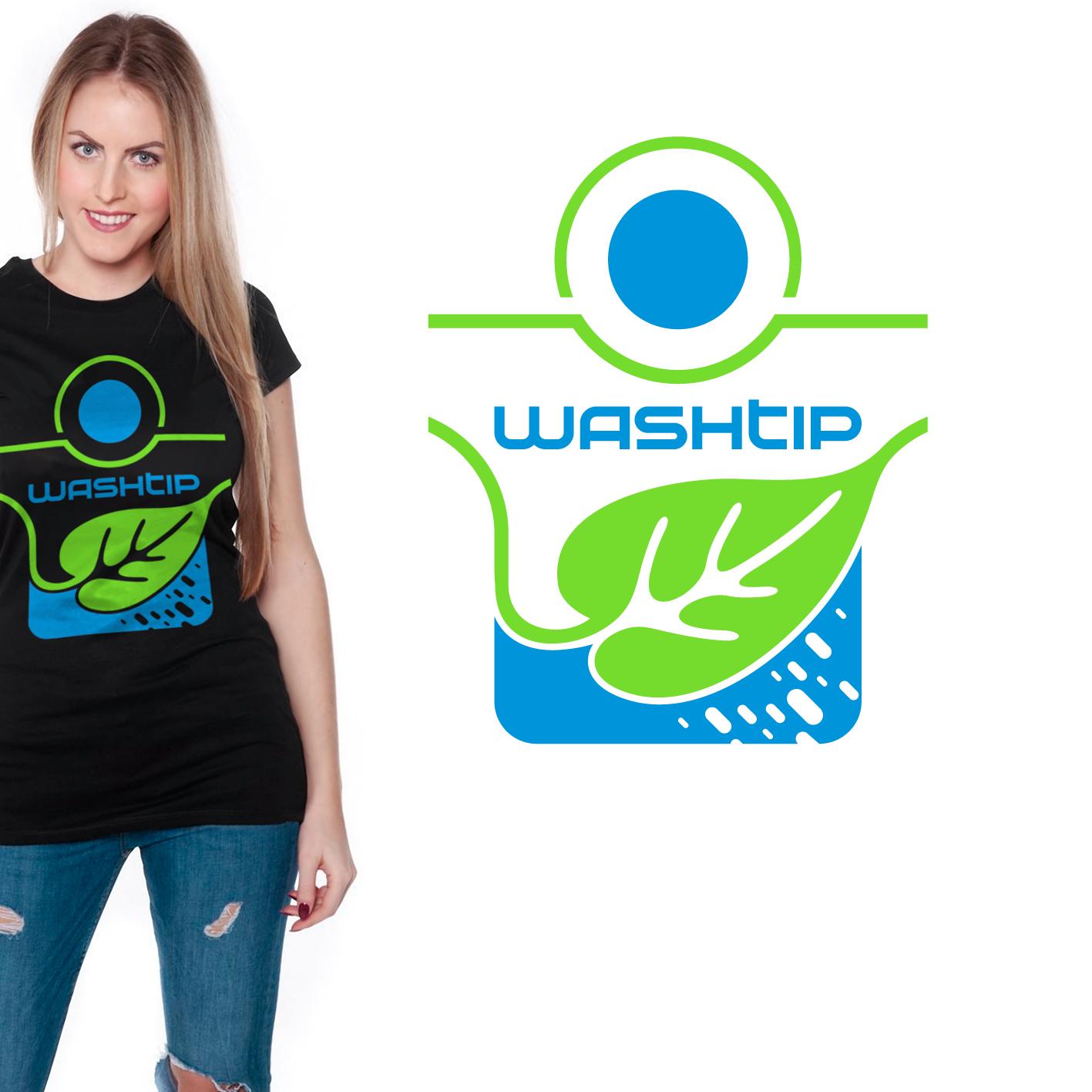 Разработка логотипа для онлайн-сервиса химчистки фото f_1145c0786d888bdd.png