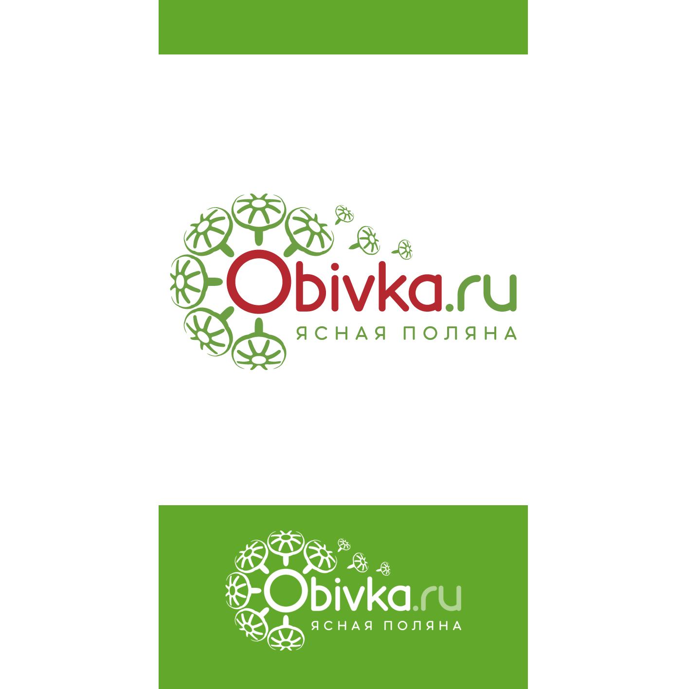 Логотип для сайта OBIVKA.RU фото f_1225c1b9e276d102.png