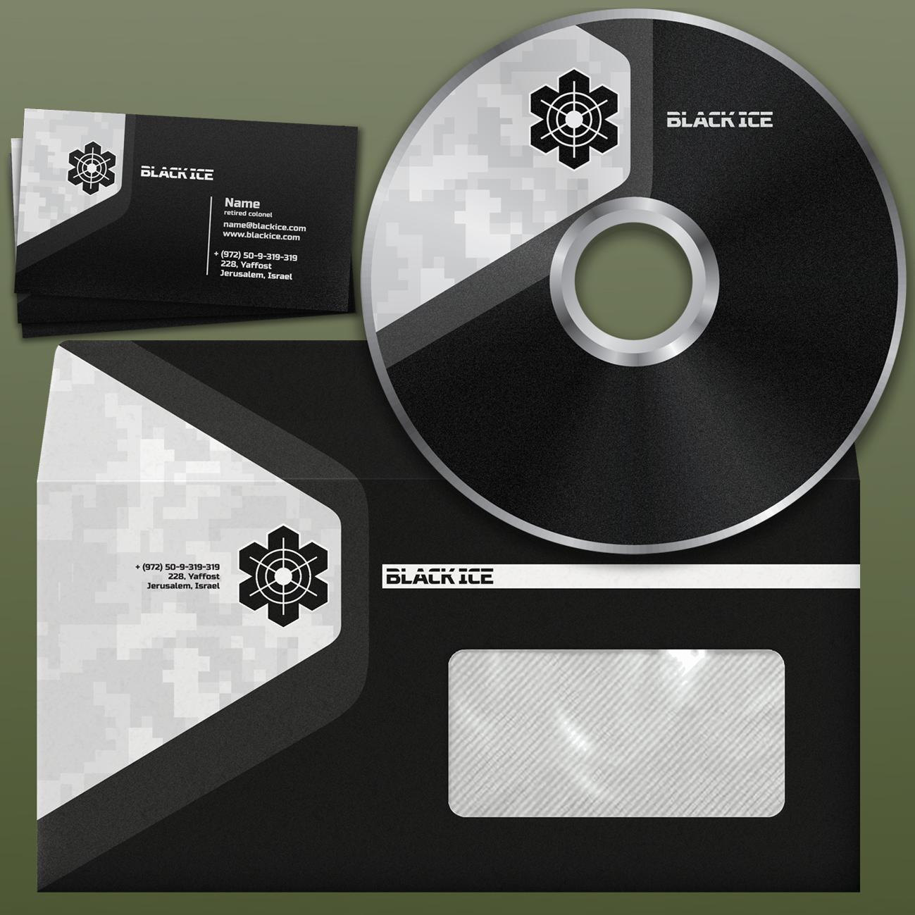 "Логотип + Фирменный стиль для компании ""BLACK ICE"" фото f_3315719e3b143ae5.png"