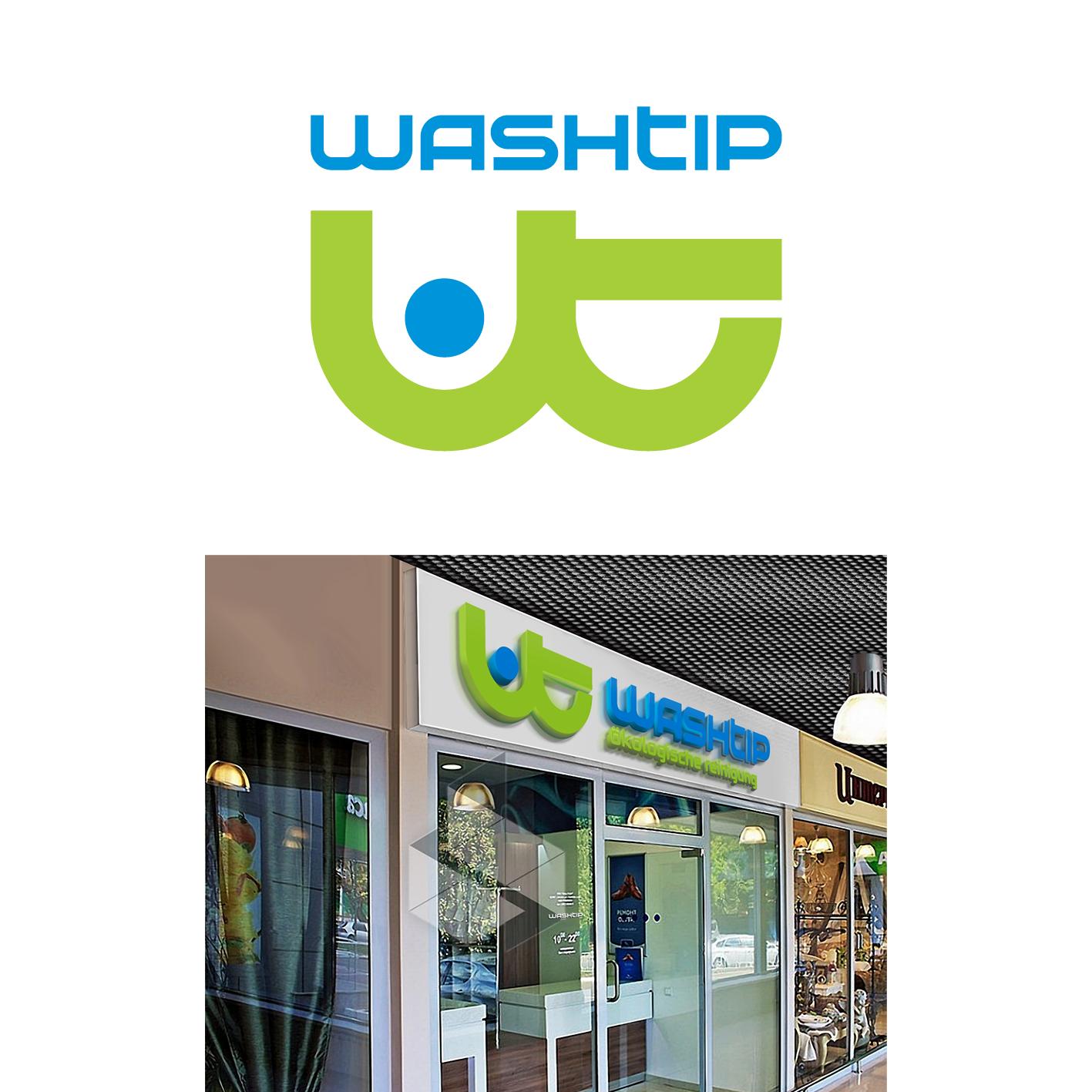 Разработка логотипа для онлайн-сервиса химчистки фото f_3355c052d4502d45.png