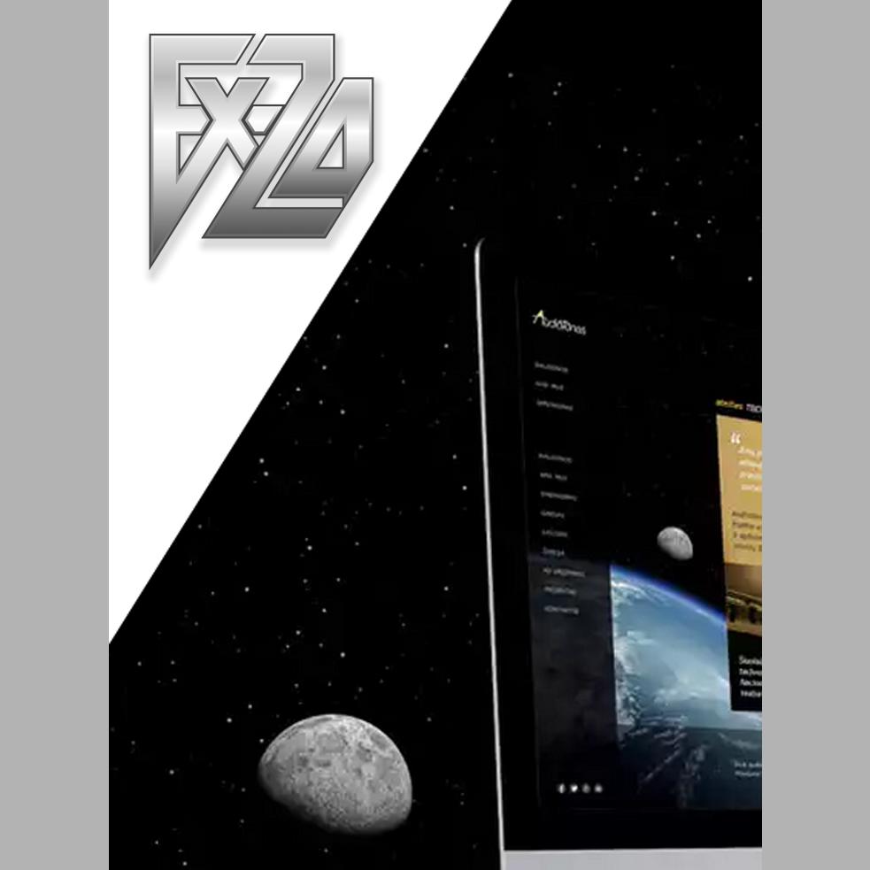 Разработка логотипа компании FX-24 фото f_39154515dc2112cd.png