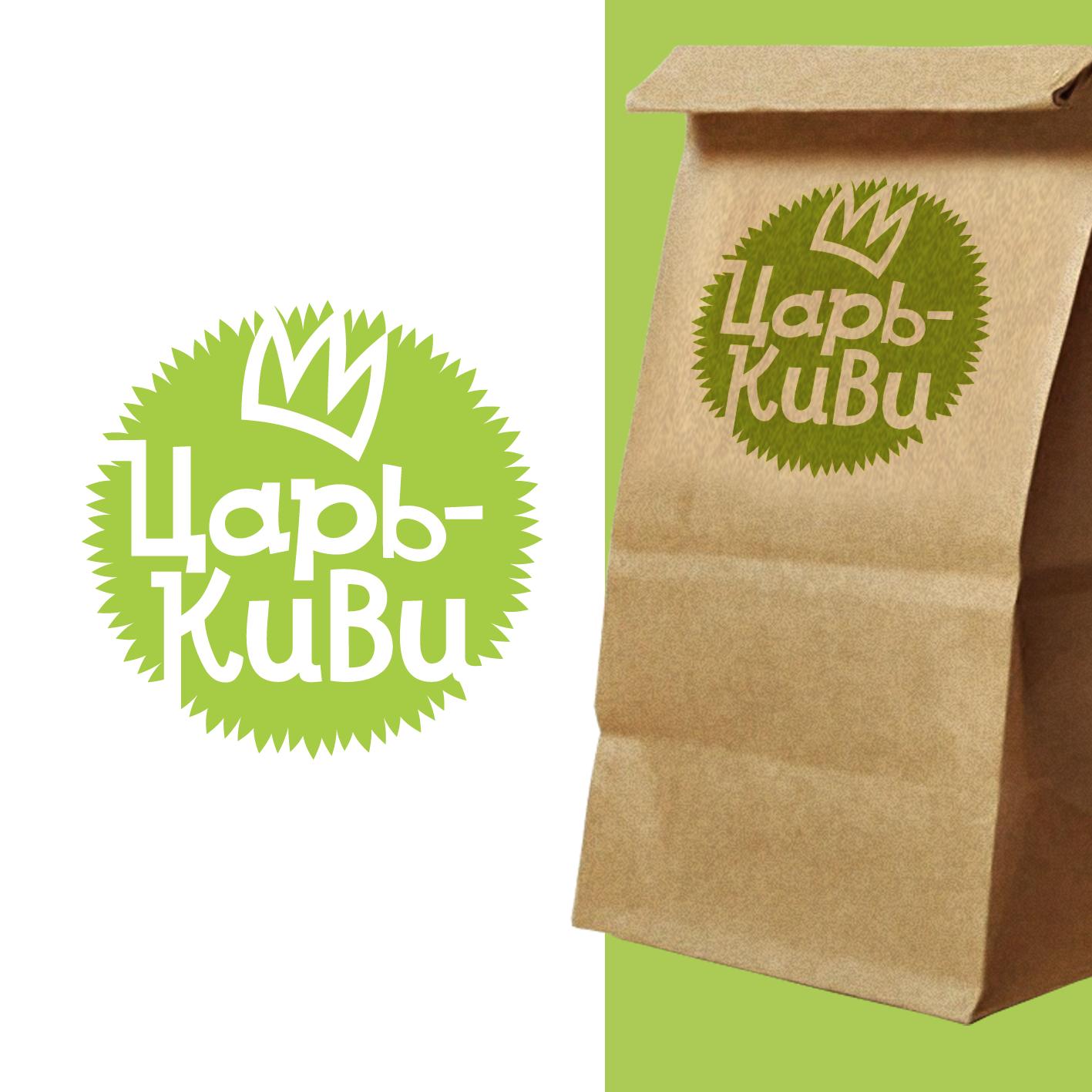 """Доработать дизайн логотипа кафе-кондитерской """"Царь-Киви"""" фото f_5315a0564ed0dc9b.png"""