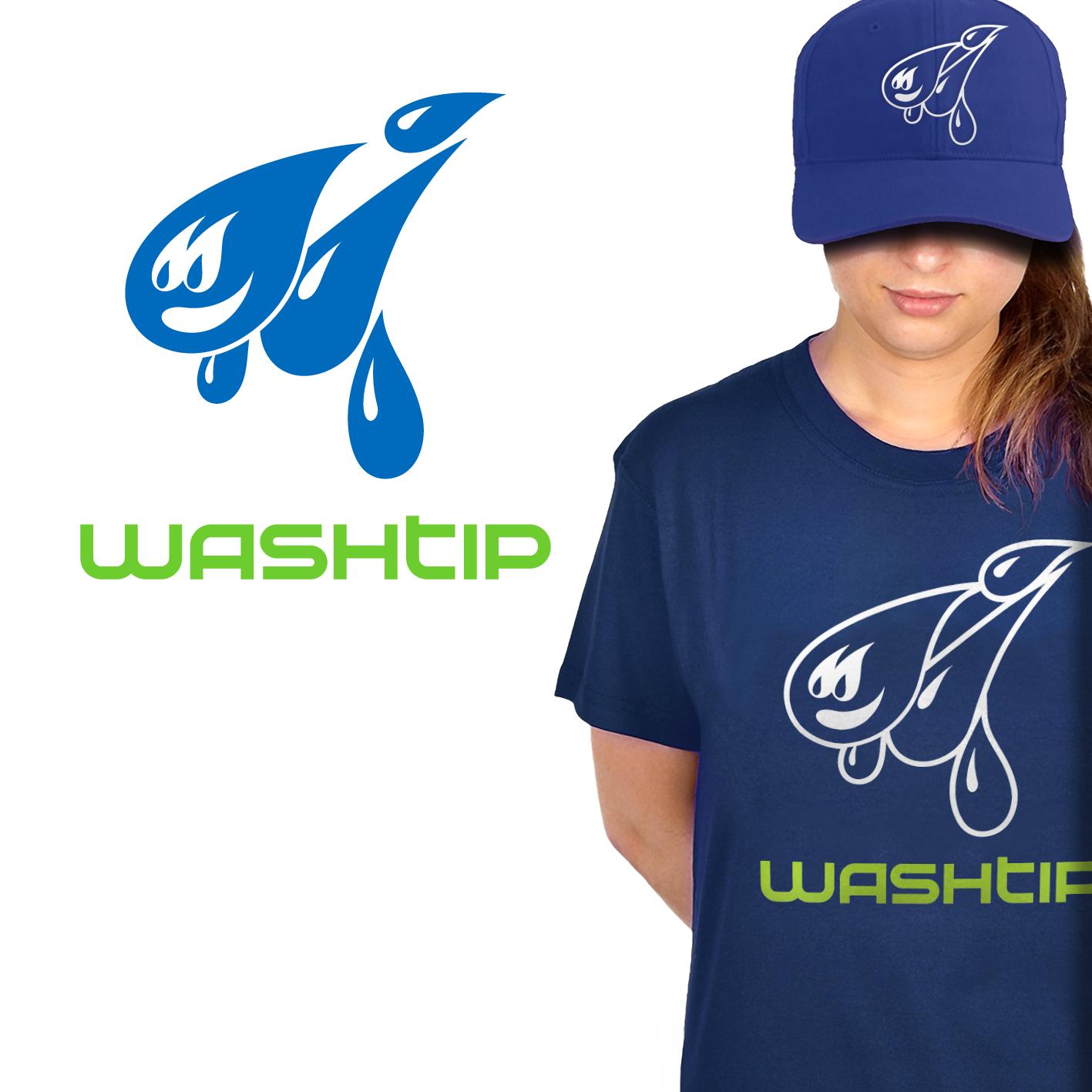 Разработка логотипа для онлайн-сервиса химчистки фото f_6105c052d4c2df4e.png