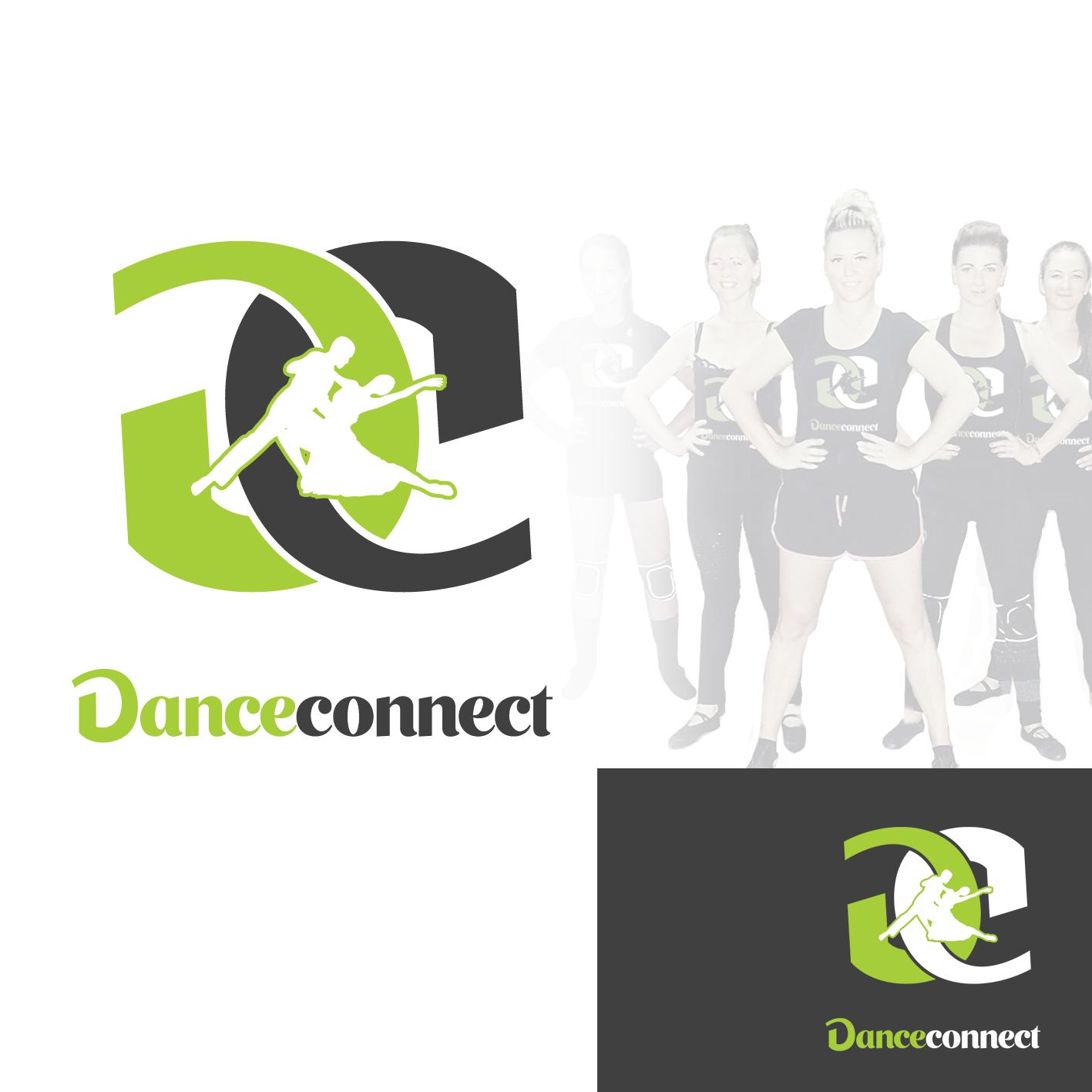 Разработка лого для спортивного портала www.danceconnect.ru фото f_7405b40918fb6a3d.png