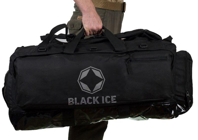"""Логотип + Фирменный стиль для компании """"BLACK ICE"""" фото f_03956dfe5bba30a4.jpg"""