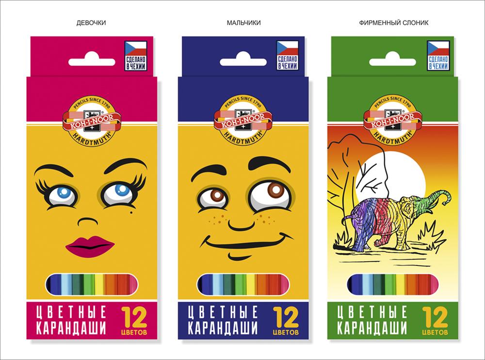 Разработка дизайна упаковки для чешского бренда KOH-I-NOOR фото f_13759e9c2530aba8.jpg