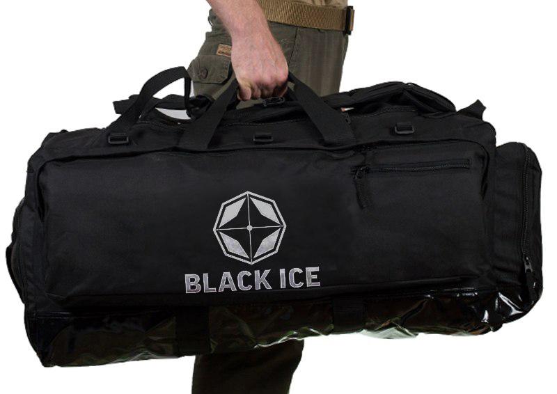 """Логотип + Фирменный стиль для компании """"BLACK ICE"""" фото f_64956dff9b2a832b.jpg"""