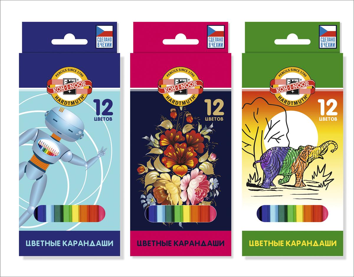 Разработка дизайна упаковки для чешского бренда KOH-I-NOOR фото f_74559e89498b3388.jpg