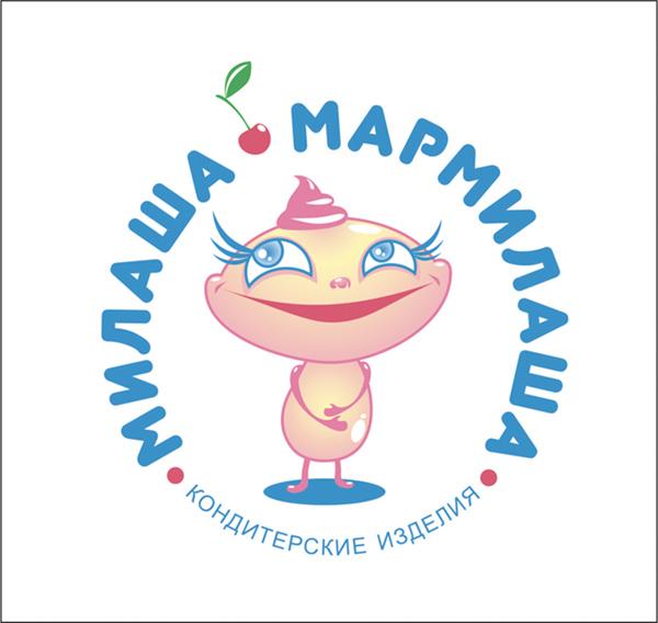 """Логотип для товарного знака """"Милаша-Мармилаша"""" фото f_9525874d9f7666fa.jpg"""