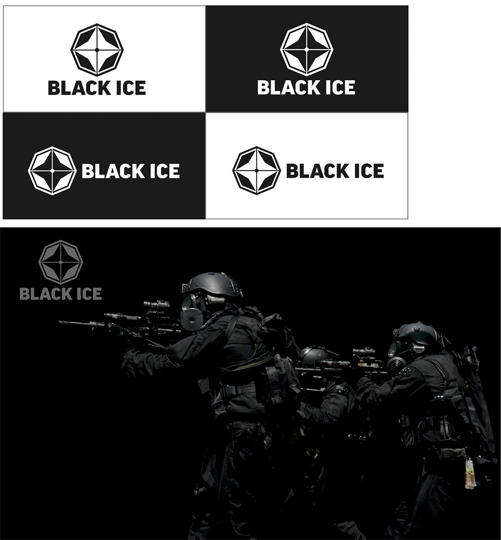 """Логотип + Фирменный стиль для компании """"BLACK ICE"""" фото f_99456dff9265dd5b.jpg"""