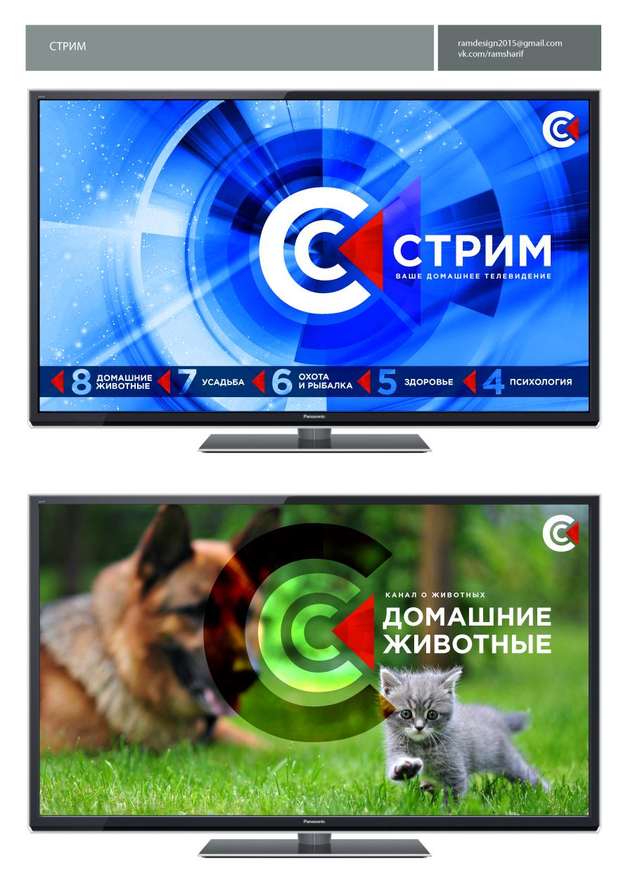Создание концепции заставки и логотипа (телеканал) фото f_505566eeb0cd1608.jpg