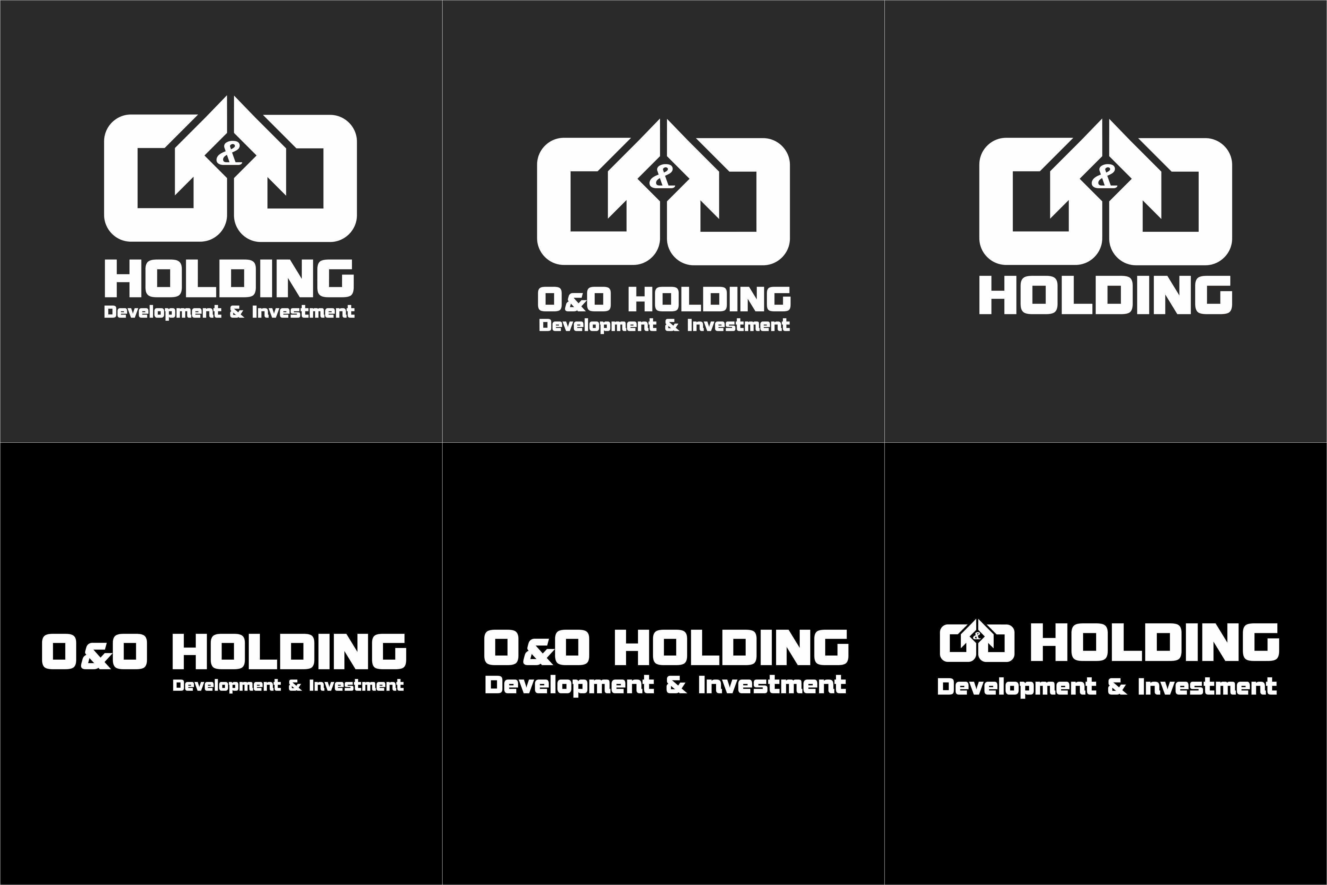 "Разработка Логотипа +  Фирменного знака для компании ""O & O HOLDING"" фото f_0065c81e81636ba4.jpg"