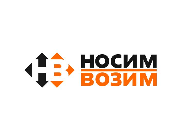 Логотип компании по перевозкам НосимВозим фото f_3865cfa99168b6b0.jpg