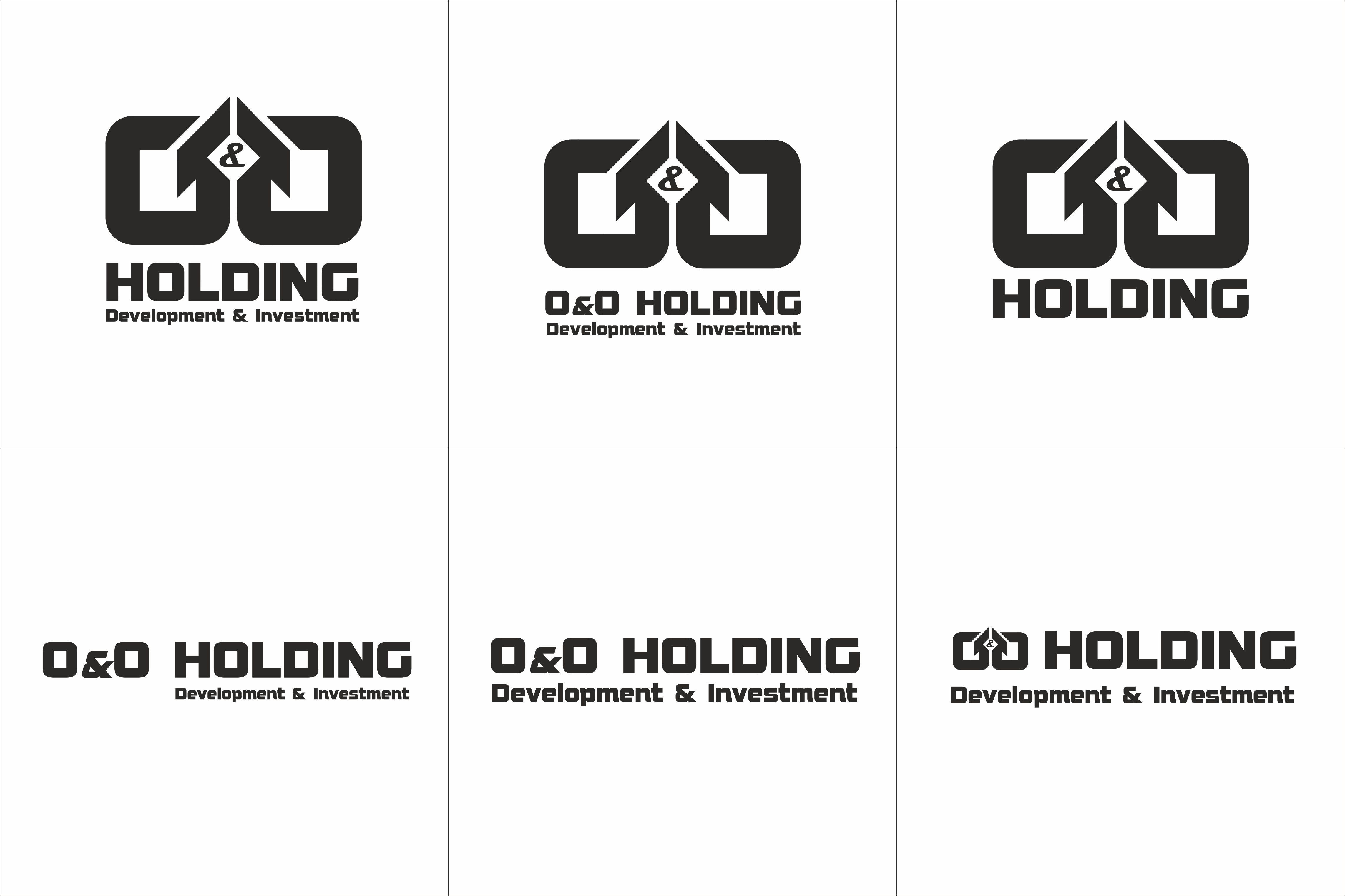 "Разработка Логотипа +  Фирменного знака для компании ""O & O HOLDING"" фото f_9805c81e490dab7a.jpg"