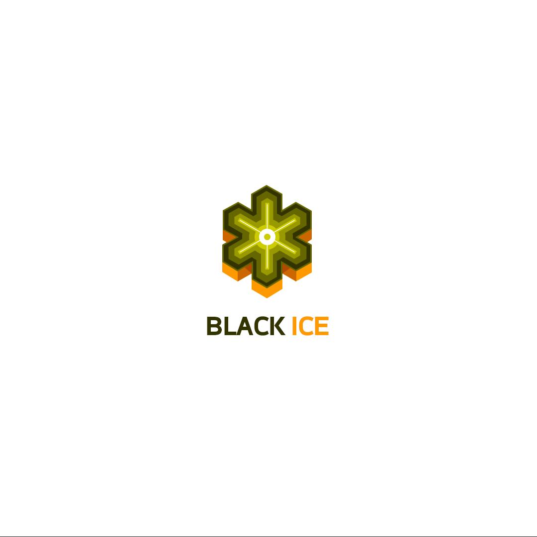 "Логотип + Фирменный стиль для компании ""BLACK ICE"" фото f_8305712176287ca5.png"