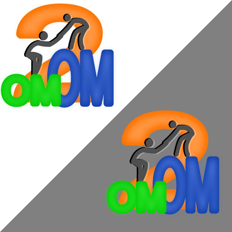 Разработка логотипа для краудфандинговой платформы om2om.md фото f_3435f5fa96ea2781.jpg
