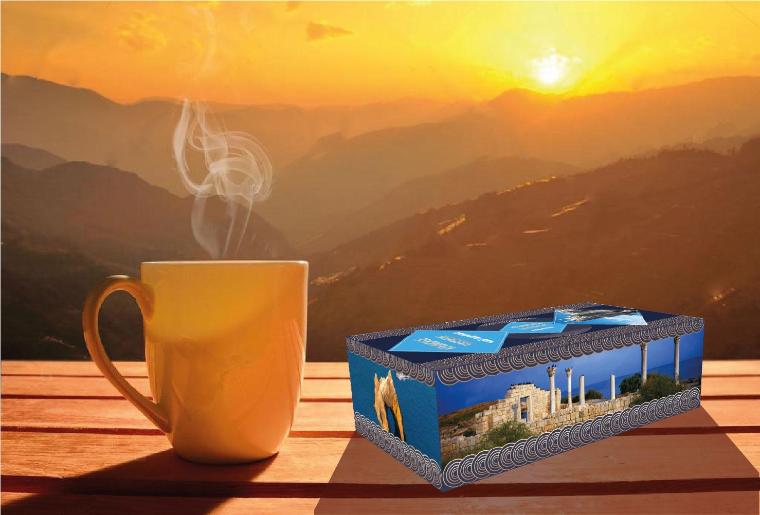 Дизайн подарочной-сувенирной коробки: с чаем и варением фото f_7135a53b90a6a19b.jpg