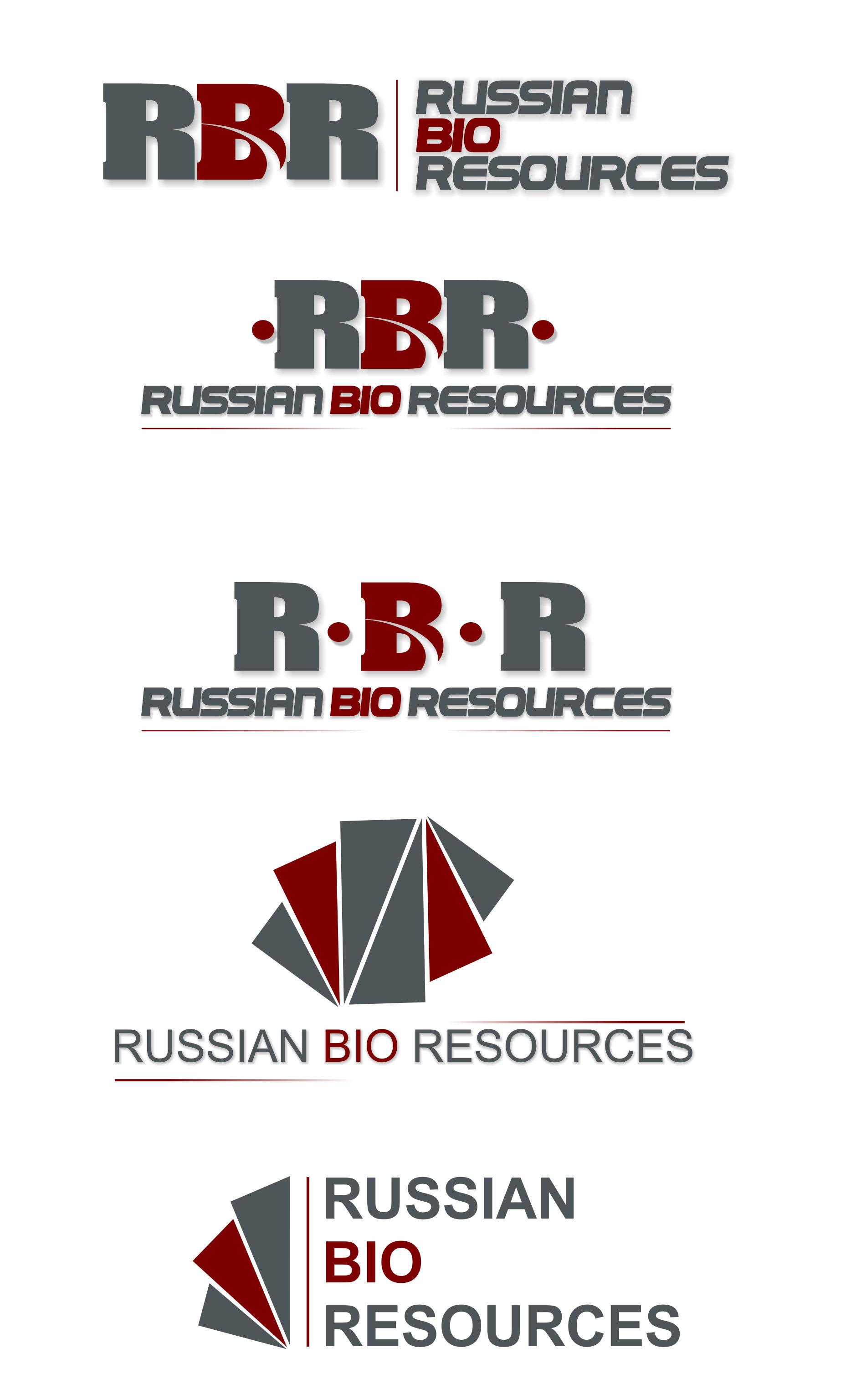 Разработка логотипа для компании «Русские Био Ресурсы» фото f_8315908bd54a2a6d.jpg