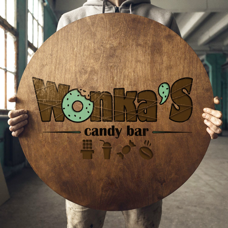 Разработка логотипа магазина сладостей со всего мира. фото f_6705a2ad9ccb005a.jpg