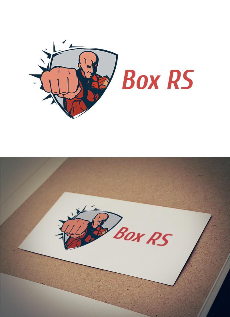 Лого для сайта боксеров