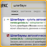 Шлагбаум (регион Москва) топ-3