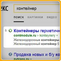 Контейнер (регион Санкт-Петербург)