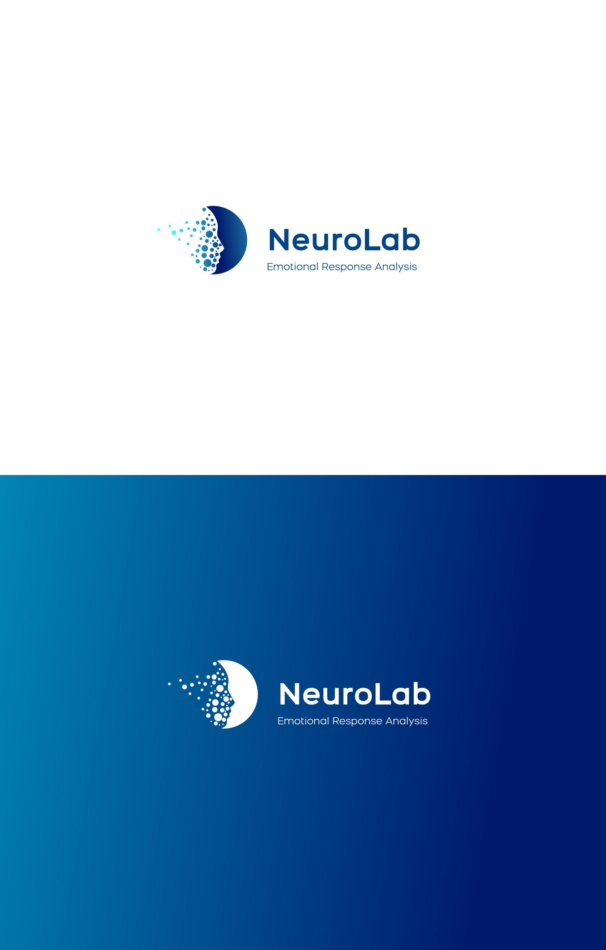 Логотип для лаборатории исследования эмоционального отклика  фото f_34760012cc1cee8d.jpg