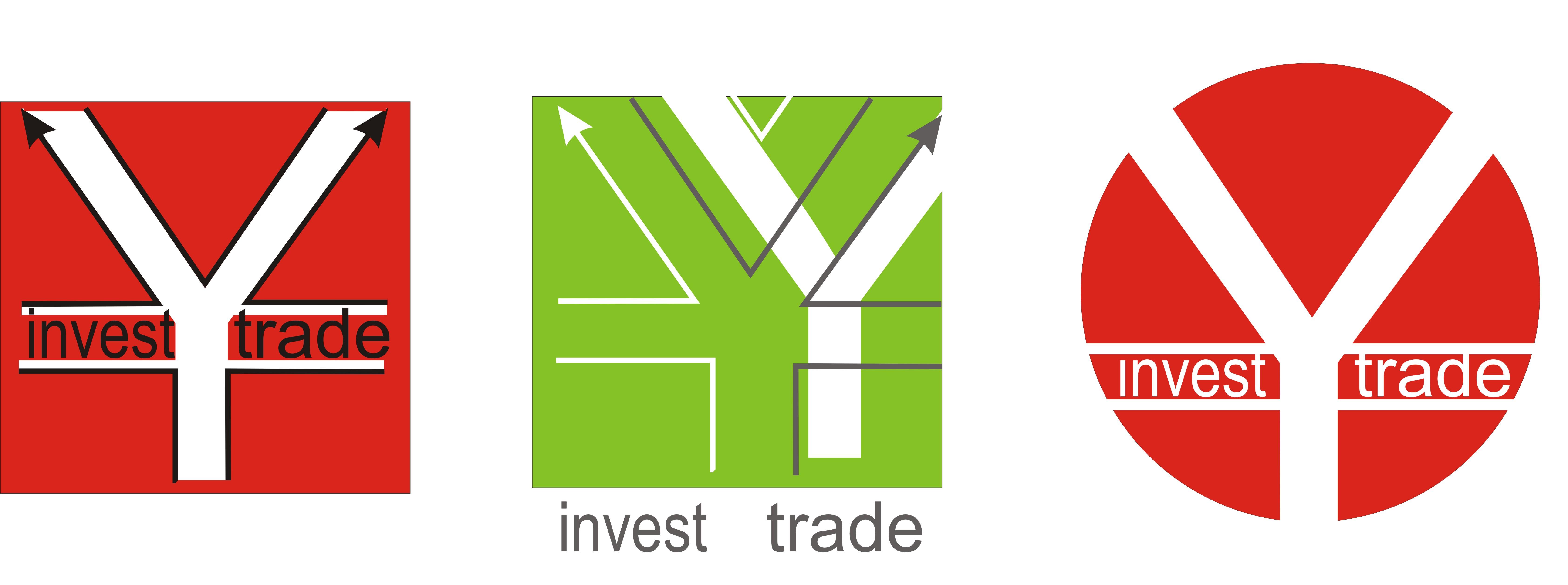 Разработка логотипа для компании Invest trade фото f_2845130df149c794.jpg