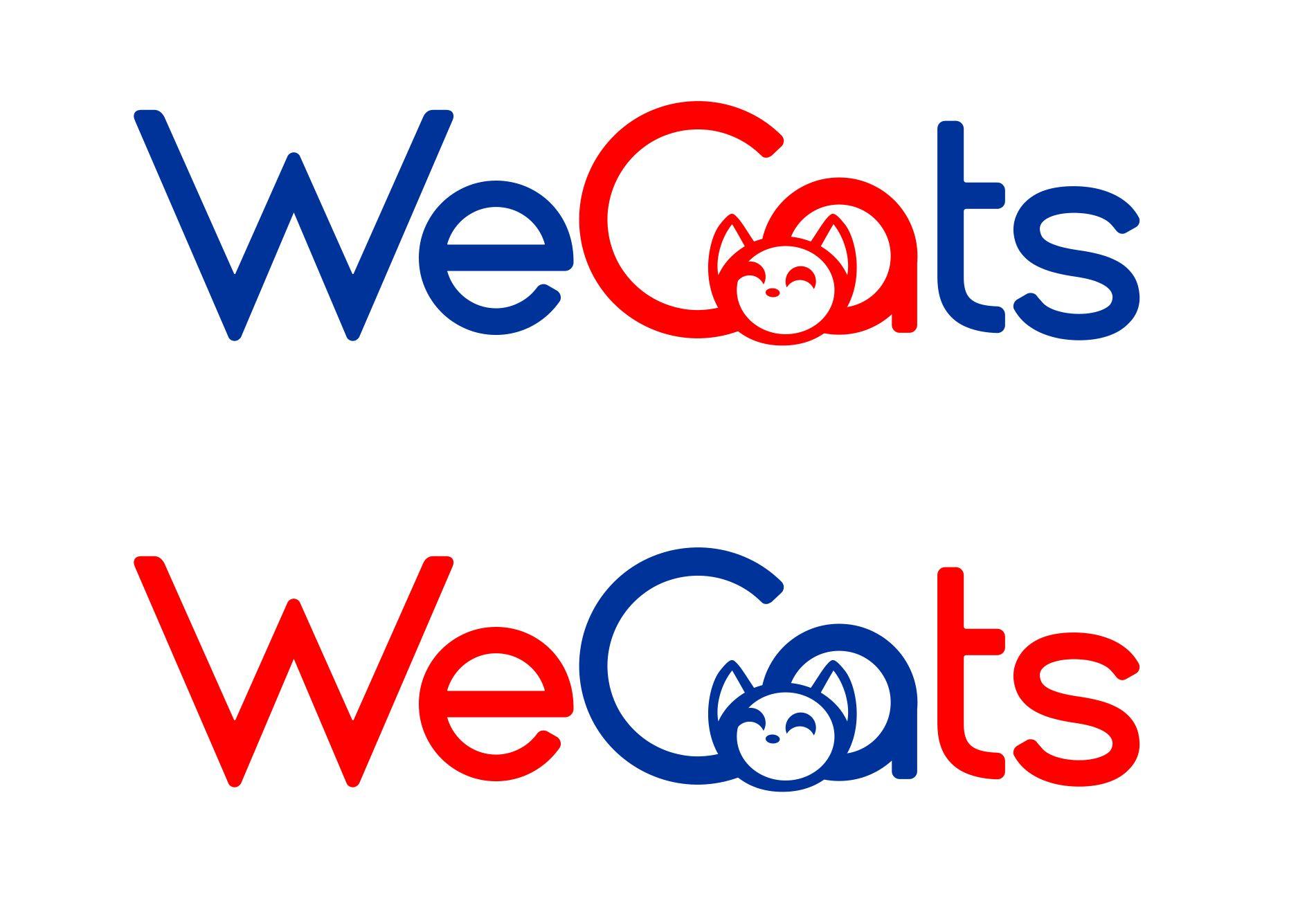 Создание логотипа WeCats фото f_7485f18b86d46617.jpg