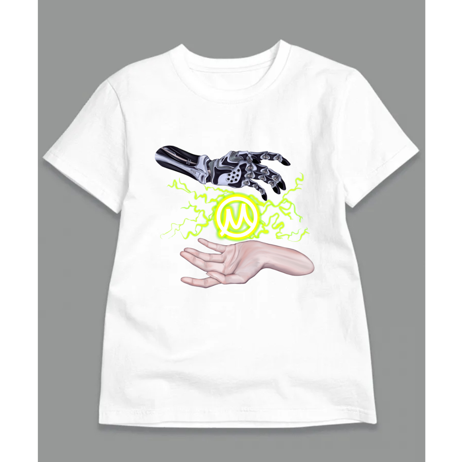 Нарисовать принты на футболки для компании Моторика фото f_311609d751b473fb.jpg