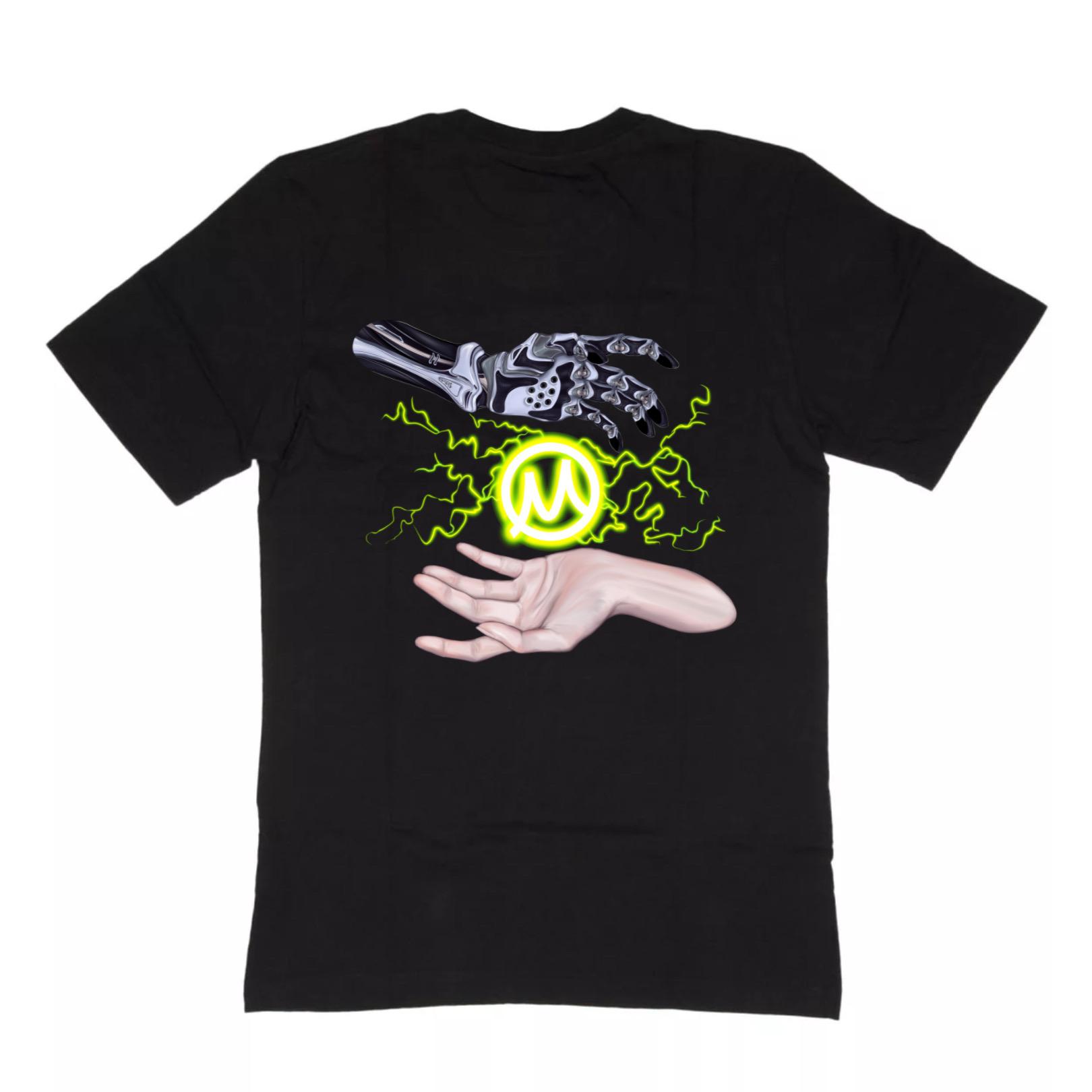 Нарисовать принты на футболки для компании Моторика фото f_480609d6ab5021de.jpg