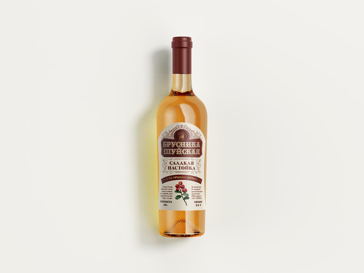 Дизайн этикетки алкогольного продукта (сладкая настойка) фото f_0615f843da115c09.png