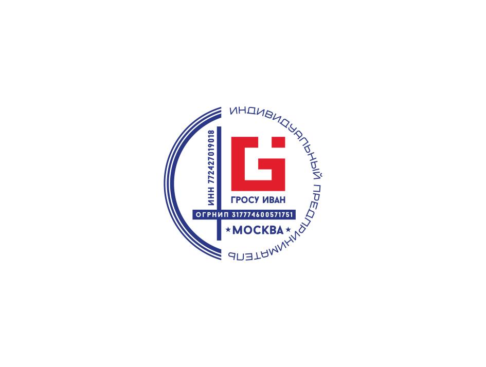 Фамильный логотип и дизайн печати ИП с этим логотипом фото f_1535a28ec5096fb2.png