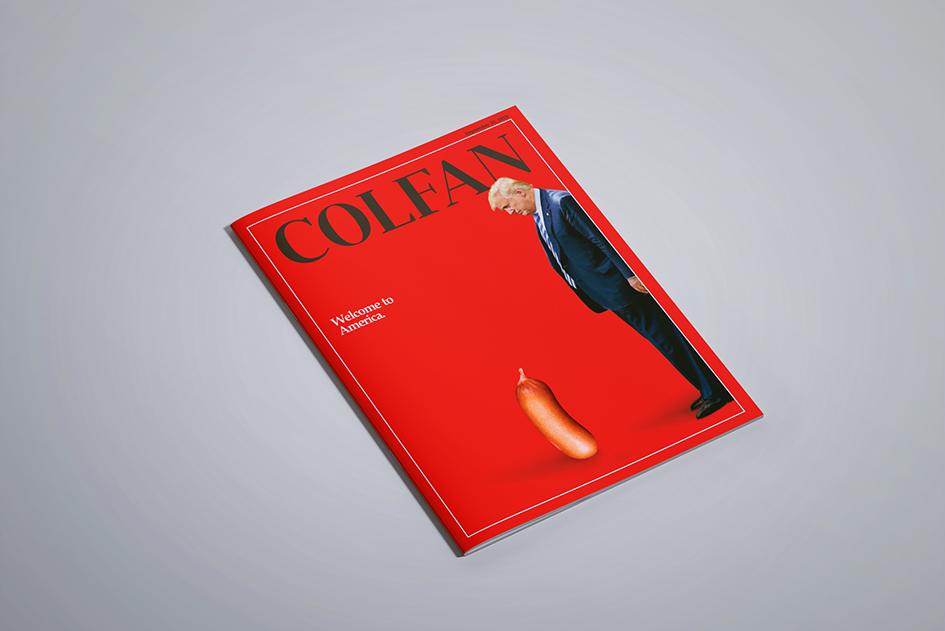 Полиграфический дизайн, Журнальный дизайн, Коллаж.  фото f_2825d6a139f38110.png