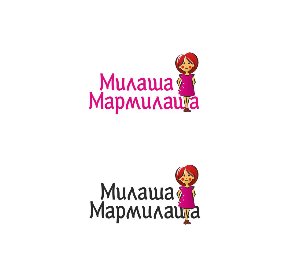 "Логотип для товарного знака ""Милаша-Мармилаша"" фото f_3925874d564adc5c.png"