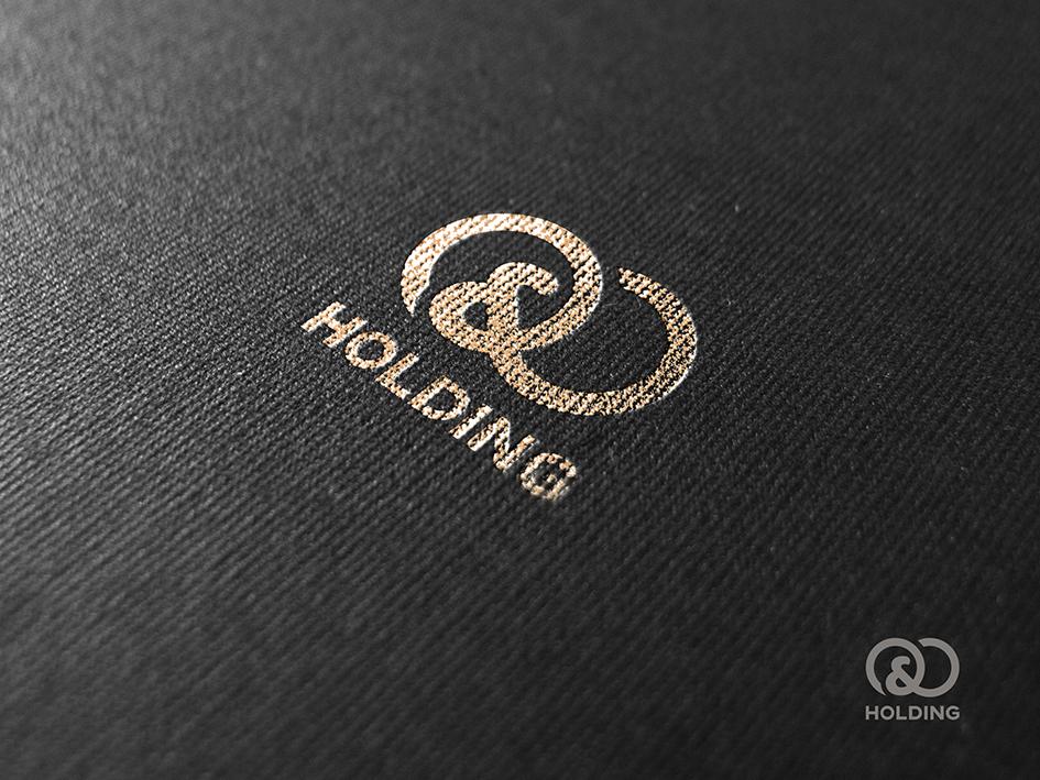 """Разработка Логотипа +  Фирменного знака для компании """"O & O HOLDING"""" фото f_5525c7e680d6f792.png"""