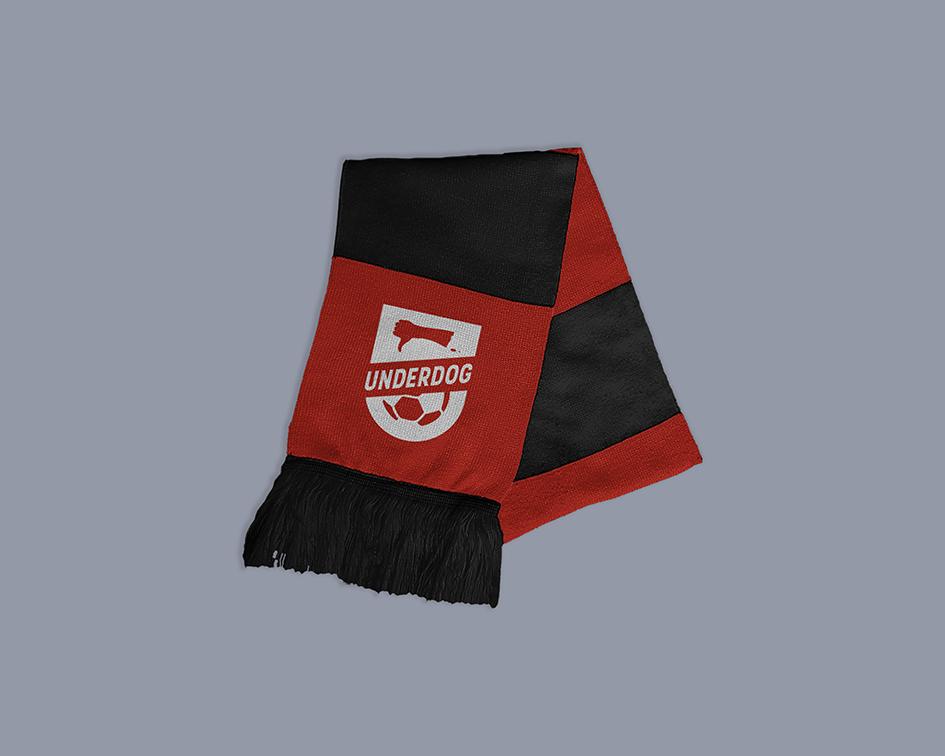 Футбольный клуб UNDERDOG - разработать фирстиль и бренд-бук фото f_5925cb467ea15686.png