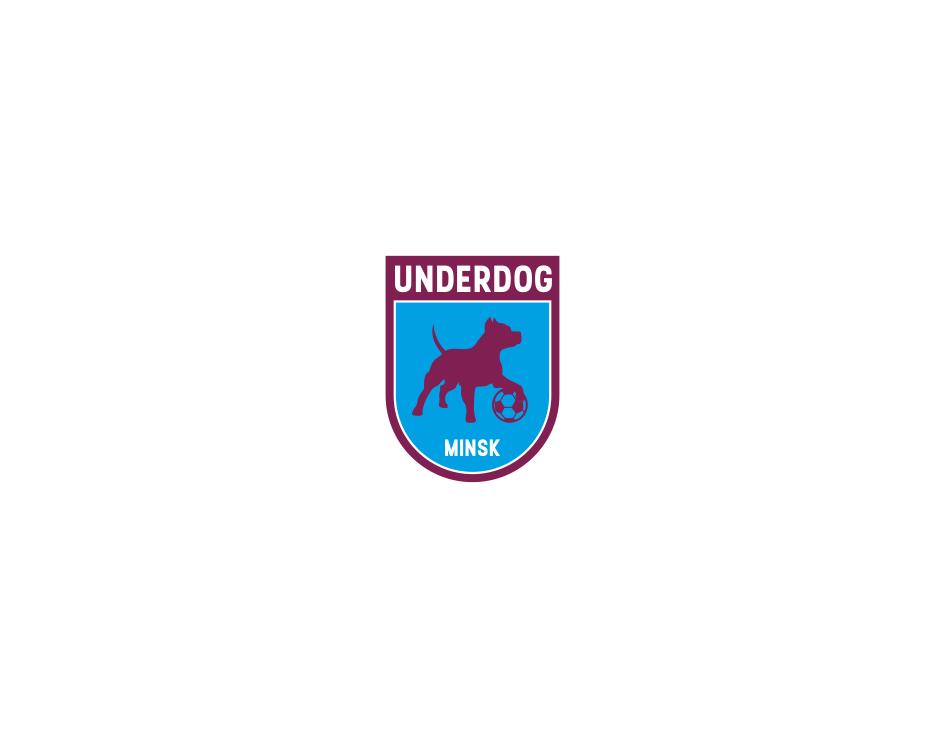 Футбольный клуб UNDERDOG - разработать фирстиль и бренд-бук фото f_6855caf0b8372e6e.png