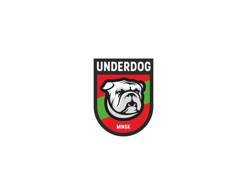 Футбольный клуб UNDERDOG - разработать фирстиль и бренд-бук фото f_8625caf293a1b4ba.png