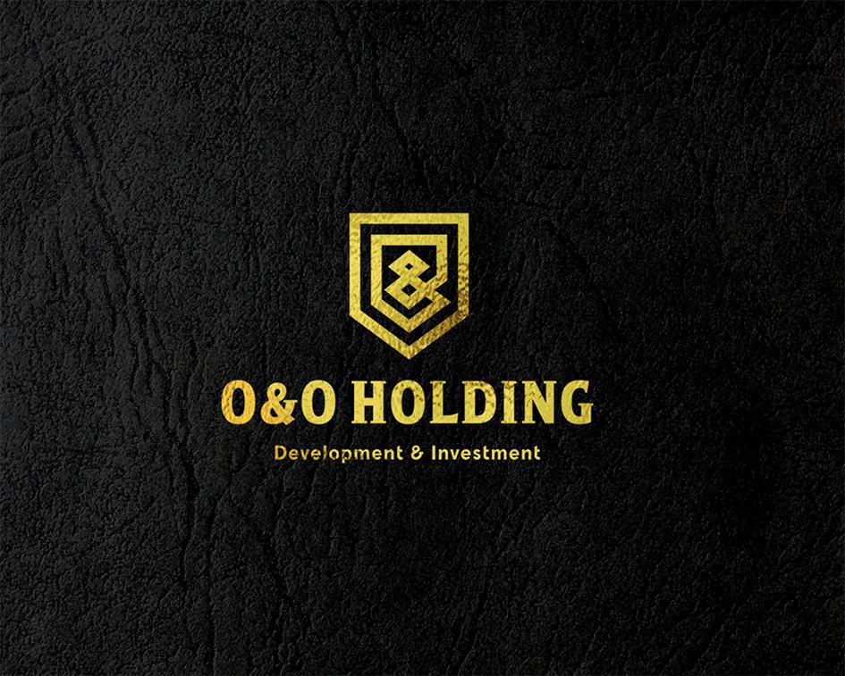 """Разработка Логотипа +  Фирменного знака для компании """"O & O HOLDING"""" фото f_8685c7d17c819b9a.png"""