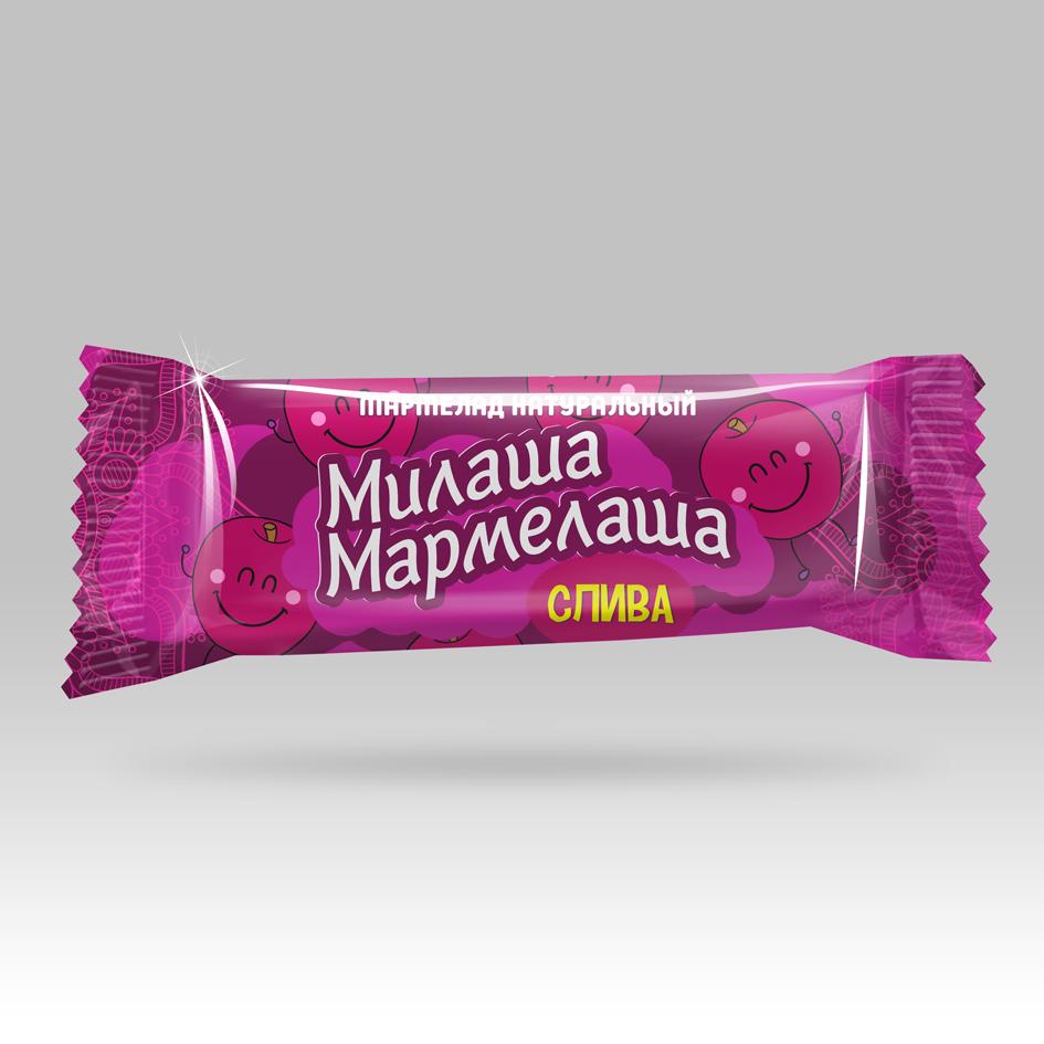 """Логотип для товарного знака """"Милаша-Мармилаша"""" фото f_9225875db9f02b59.png"""