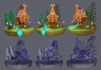 Модели для игры