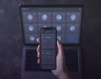 Криптовалютное мобильное приложение