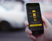 Приложение заказа такси
