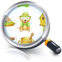 Рисование иконок для сайта зоо товаров (CorelDraw)
