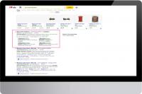 Cпецсимволы + КАПС в объявлении продажи верёвок / Yandex Direct