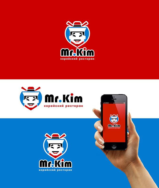 """Логотип """"Mr.Kim"""""""