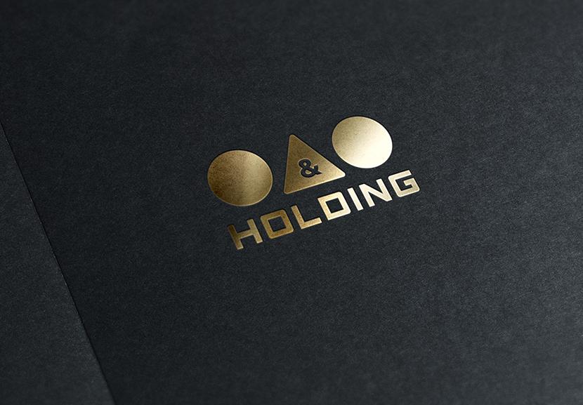 "Разработка Логотипа +  Фирменного знака для компании ""O & O HOLDING"" фото f_1495c7e6dd0100b5.jpg"