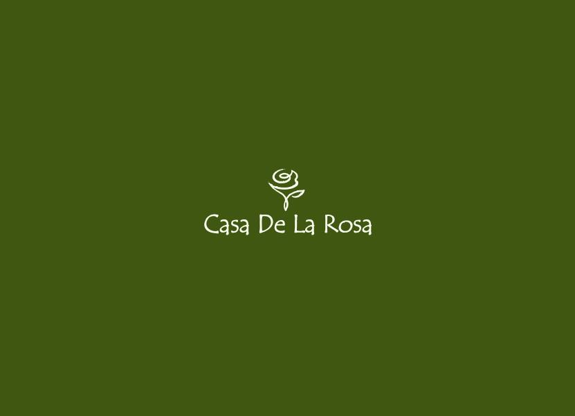 Логотип + Фирменный знак для элитного поселка Casa De La Rosa фото f_8375cd5581645f7c.jpg